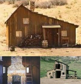 little house on the prairie house - Google Search