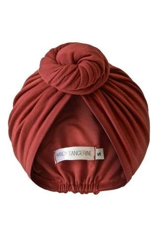 Zion Mini Top Knot Turban