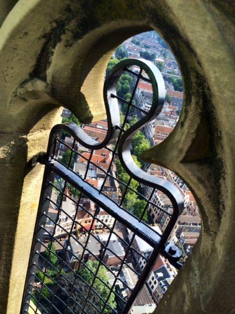 Utrecht, the Netherlands - #Dom #tower #Holland
