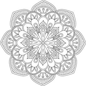 free coloring pages for you to print - Watercolor Pages