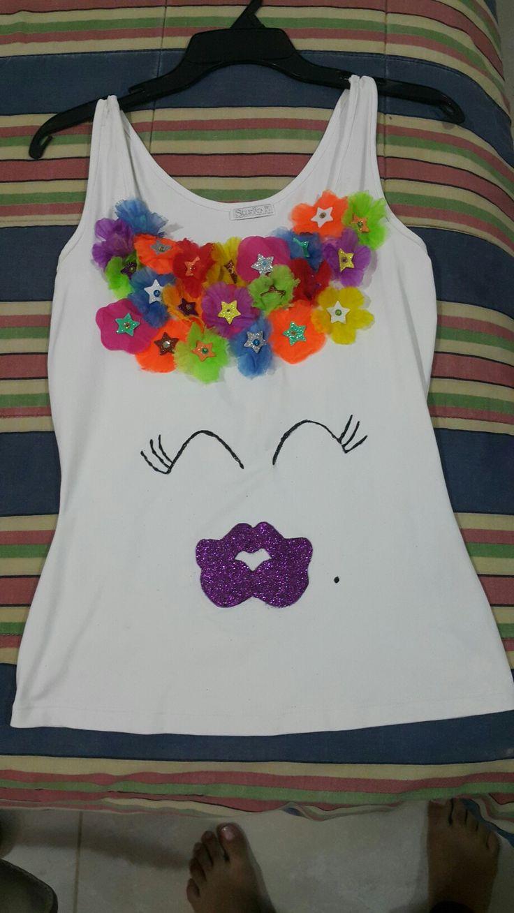 Mi camiseta carnavalera