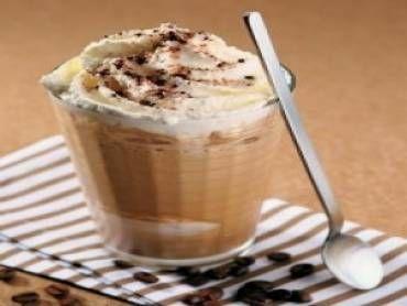 Receita de Frapê de café - Tudo Gostoso  #recipes #drink