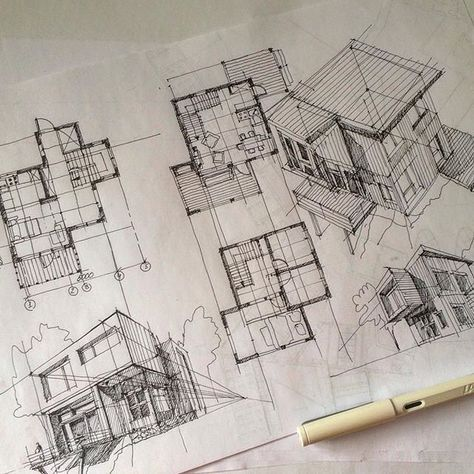 1217 best Architectural drawing images on Pinterest Architectural - copy draw blueprint online free