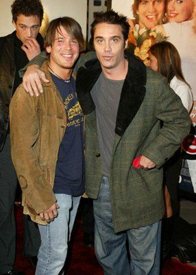Christian Kane and Vincent Young at event of Just Married (2003)
