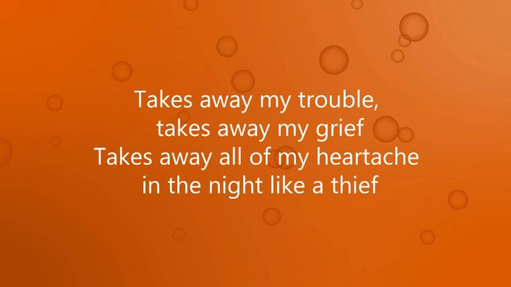 Michael Bublé - Crazy Love Lyrics