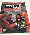 WCW NWO Revenge Prima's Official Strategy Guide 1998 - http://video-games.goshoppins.com/video-game-strategy-guides-cheats/wcw-nwo-revenge-primas-official-strategy-guide-1998/