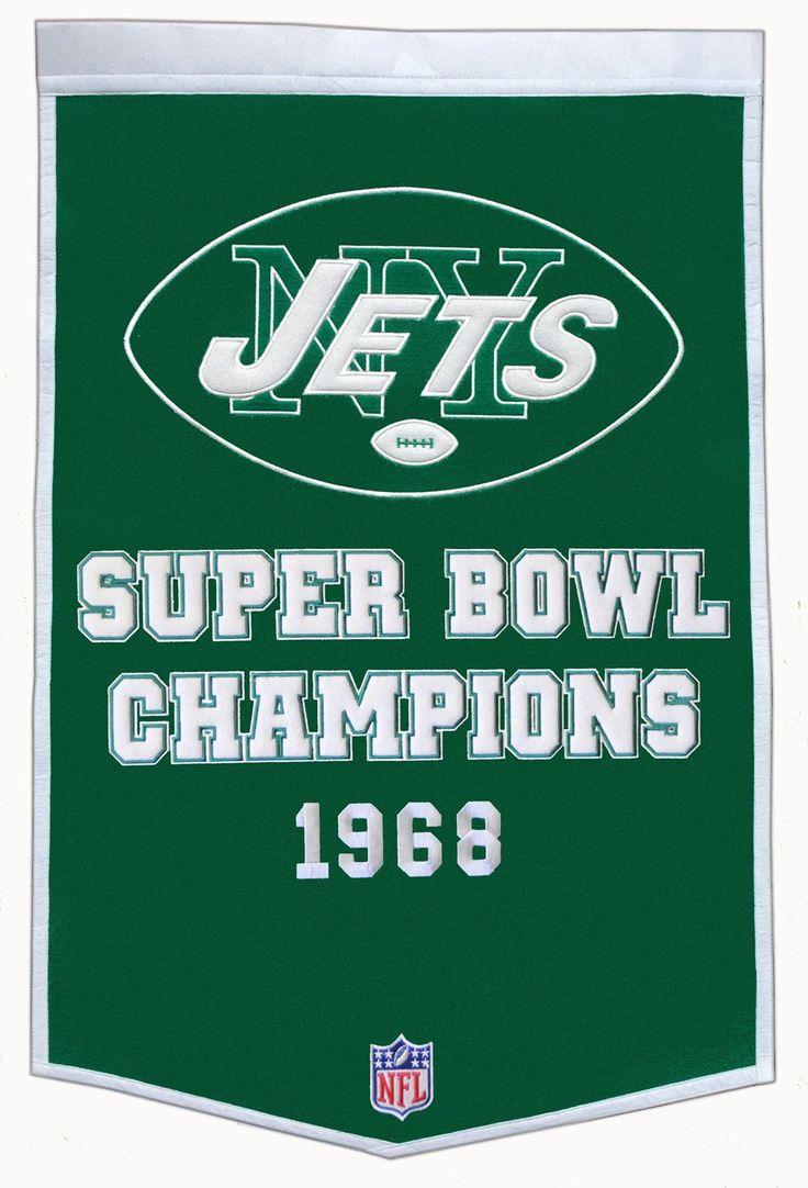 1969 Superbowl Champions - NY JETS