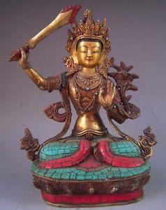  Shangri-La   Tibetan Buddhist Statue