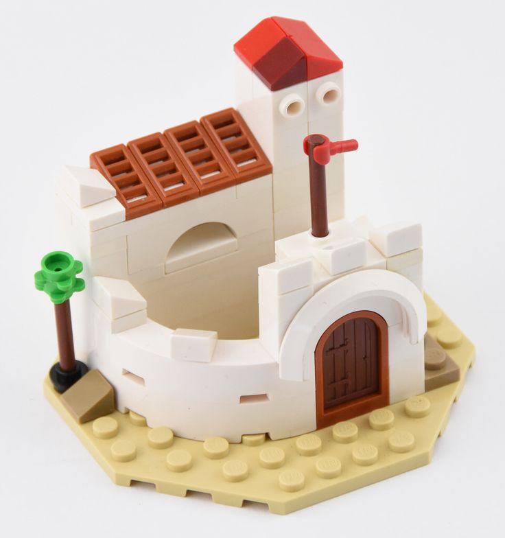 Lego Worlds Building A Quick House
