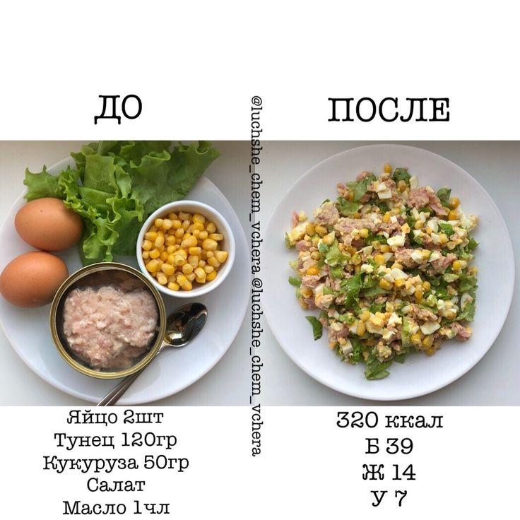 Простой легкий рецепт похудения