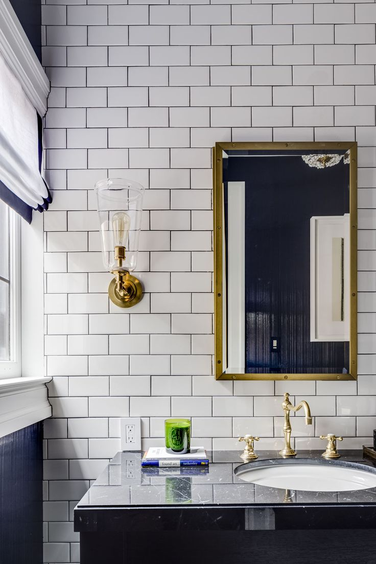 131 best blue and white bathroom ideas images on pinterest
