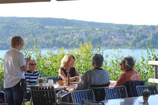 Gelegenheitswirtschaft Jochental  Steckborn  Tourismus Untersee