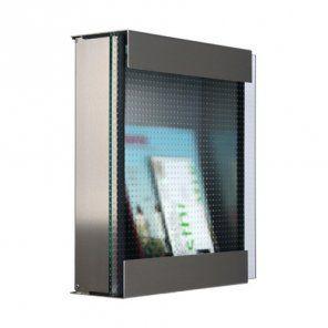 Briefkasten Glasnost von Keilbach Designprodukte