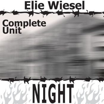 NIGHT Unit Teaching Package (by Elie Wiesel)MEMOIR: NIGHT by Elie Wiesel, Translator: Marion WieselLEVEL: 8th - 12thTOTAL: 142 slides/pages in lesson plan unit Created and based off the 2006 translation by Marion Wiesel. Please check which version your students are using.Pacing Guide and Answer Keys included MEETS COMMON CORE STANDARDS CONTENTS:* Suggested timeline of how a teacher could plan out the unit.* Detailed explanations of the goals of each activity and how to conduct the…