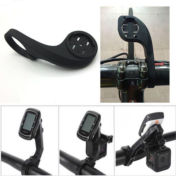 31.ordenador de bicicleta 8 mm GPS soporte de barra de soporte de montaje para Garmin Edge 510 520 200 500 800 810 1000