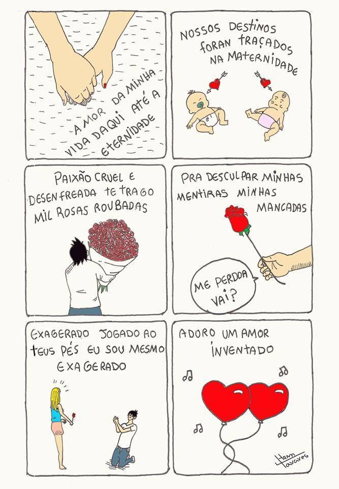 Exagerado - Cazuza (Compositores: Cazuza/Ezequiel Neves/Leoni)