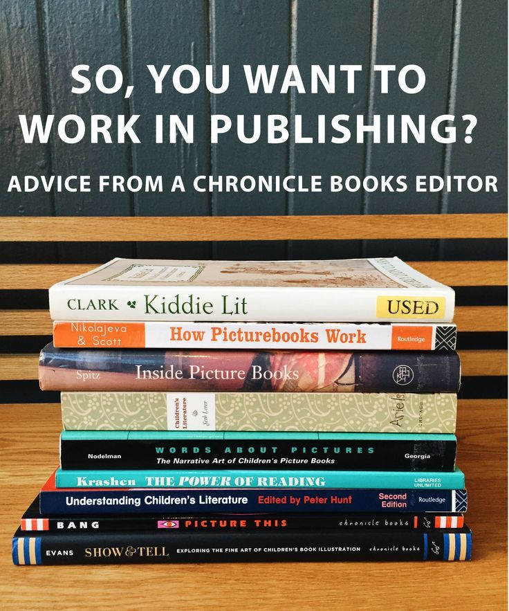 Start your career in publishing with these 6 tips