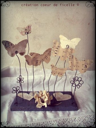 Would be so cute for a baby shower or eco wedding shower. But BIRDS instead of butterflies Punches!