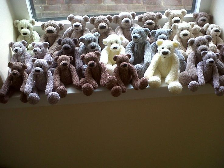 Pocket Bear: Hands Knits, Bears Patterns, Pockets Bears, Knits Crochet, Knitting Patterns, Teddy Bears, Knits Patterns, Knits Toys, Baby Bears