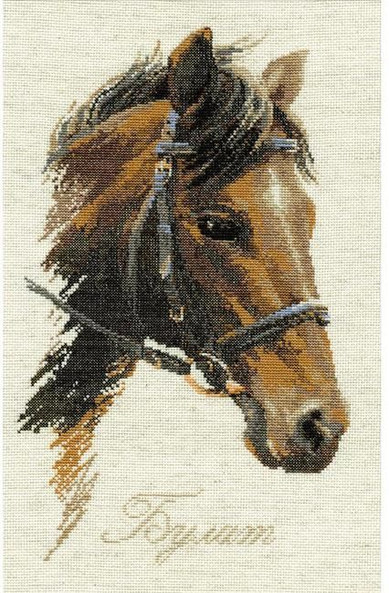 Horses - Cross Stitch Patterns & Kits (Page 2) - 123Stitch.com