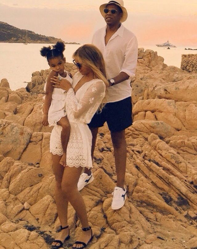 Taking one piece lessons from Beyonce and Blue Ivy