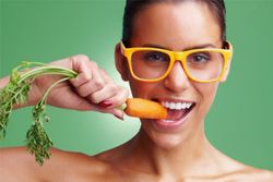 What foods to eat to keep your eyes healthy
