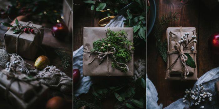 DIY: Fina och enkla julklappsdekorationer   ELLE Decoration