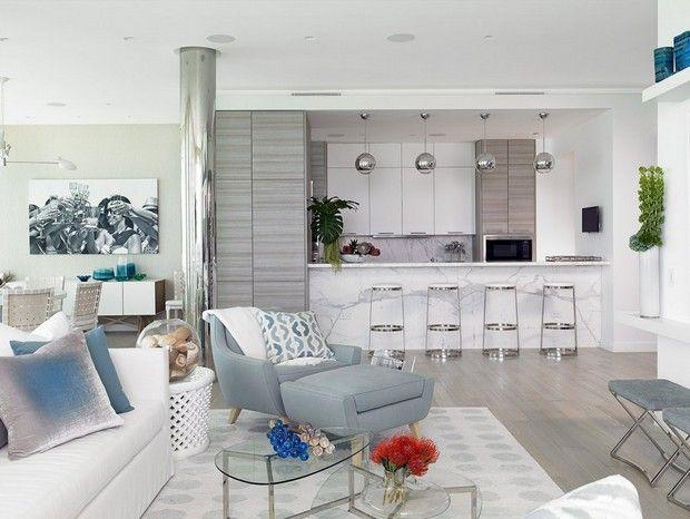 ONE BAL HARBOUR Apartment by Deborah Wecselman Design | Miami Design District