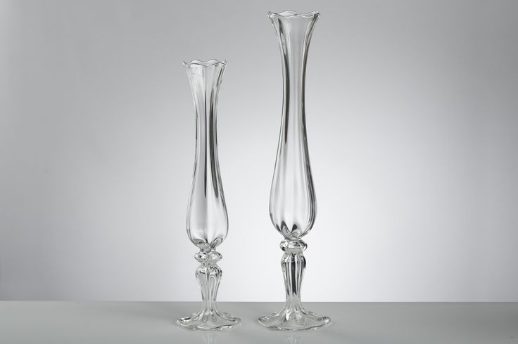 LEOPOLD Vase - handmade glassware for special occasions or home deco. Shop on www.gabrielaseres.com