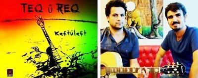 """Kürtçe Rock ve Blues Müzik Grubu TEQ U REQ ilk albümü """"Keftüleft"""" ile…"""