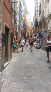 Street of Porto Venere