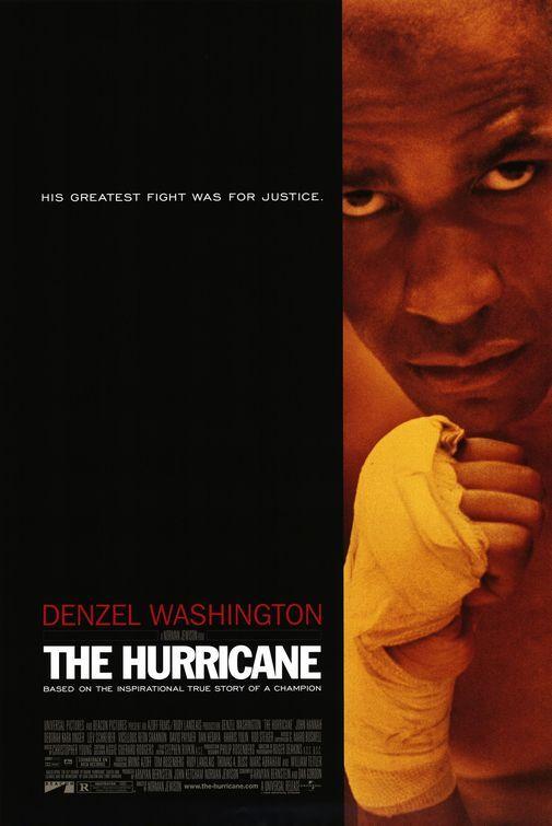 """La historia de """"Huracán"""" Carter de como el odio fue capaz de castigar a un hombre inocente pero sólo el amor consiguió la redención"""