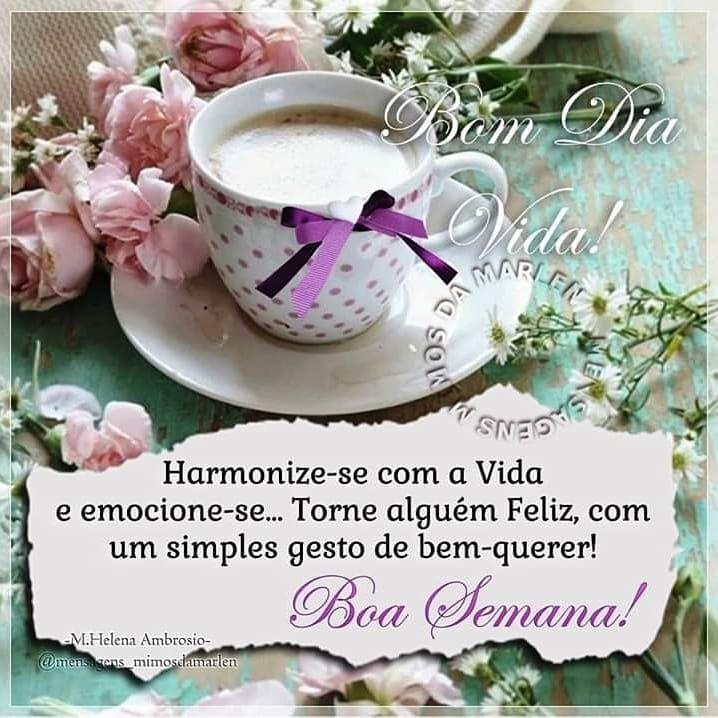 Mensagens Mimos Da Marlen No Instagram Bomdia Vida Esperanca