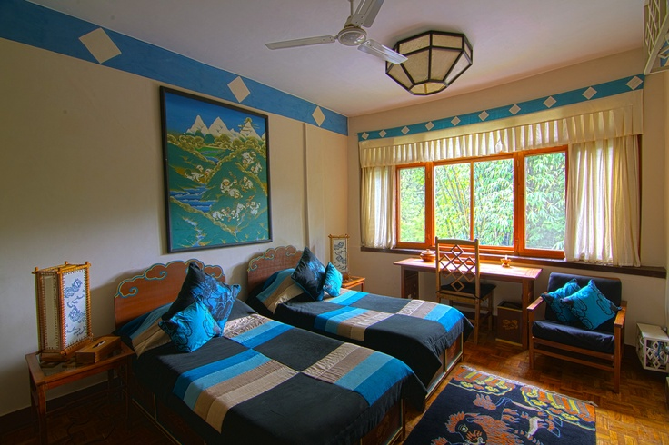 Sonam Yeshi, 2011, Norling Guesthouse, Snow Lion room, www.norbulingkahotels.com