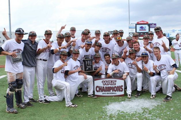The UTSA Baseball team won the 2013 Western Athletic Conference Tournament and advanced to the NCAA Regional. #GoUTSA