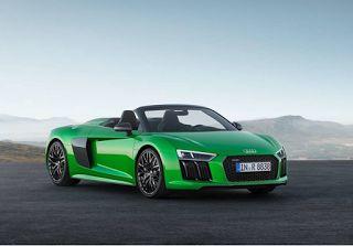 Αuto  Planet Stars: Το νέο κορυφαίο ανοιχτό Audi R8 λέγεται Spyder V10...