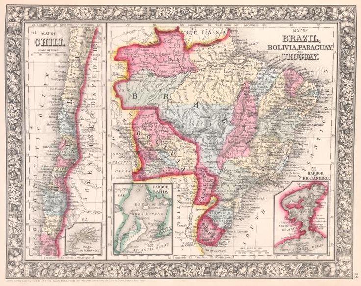 Viagem no tempo on-line e de graça Mapas não são apenas registros geográficos. Com o passar dos anos, tornam-se importantes artefatos histór...
