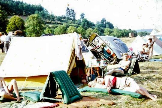 Regelmatig kamperen samen met broer in Friesland Gaasterland