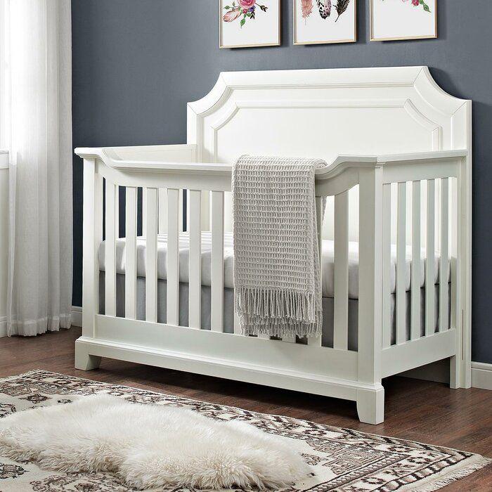Lafayette 5 In 1 Convertible Crib Besik Ve Bebek Odasi Tasarimi
