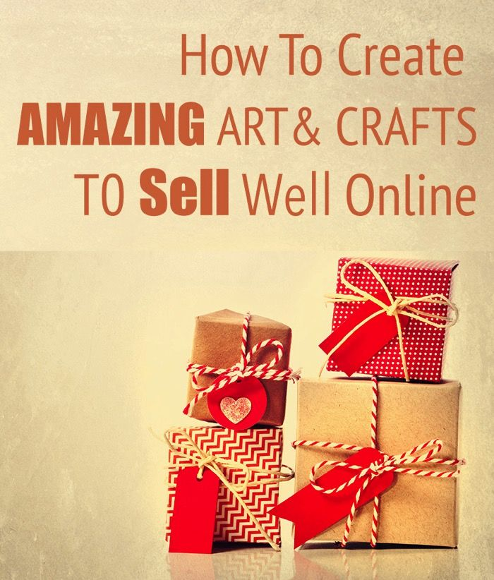 Arts And Crafts Selling Website