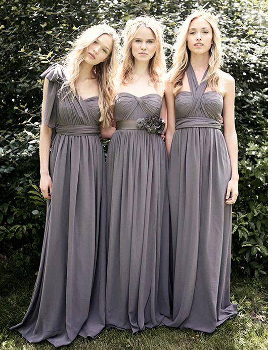 David's Bridal bridesmaids dresses, Vera Wang bridesmaids dresses