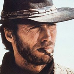 my sudden obsession with clint eastwood westerns.  yippee yi yay, baby #clinteastwood #spaghettiwesterns