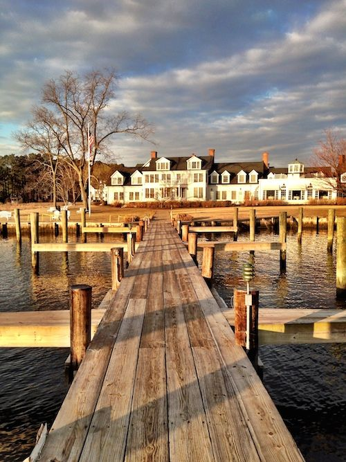 The Inn at Perry Cabin by Belmond at St Michaels, Maryland.