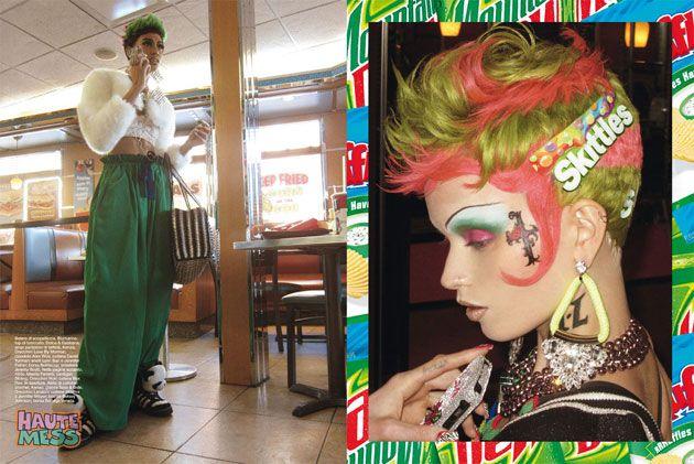 Vogue Italia | Haute Mess March 2012