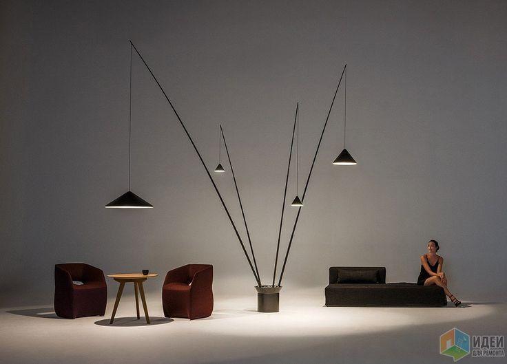 Современные светильники и варианты освещения