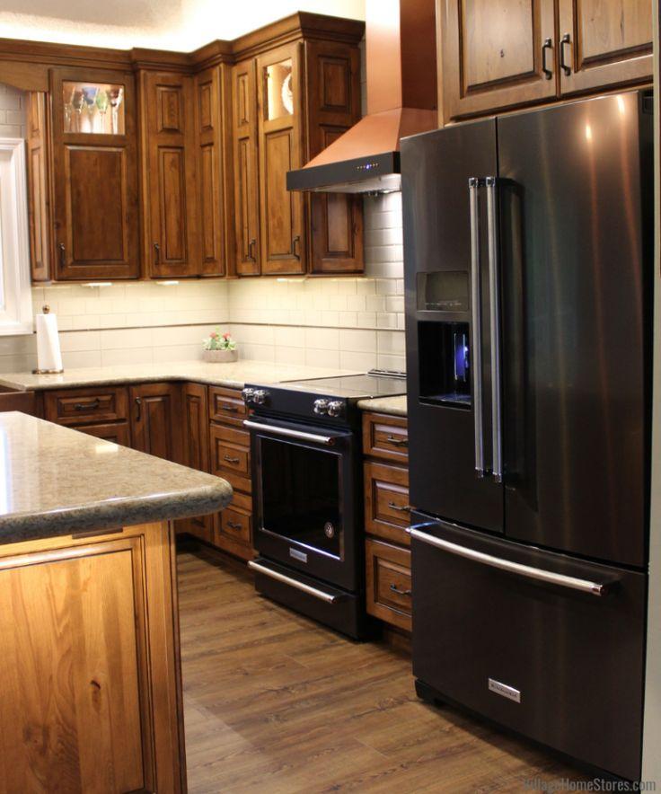 kitchenaid stainless steel appliances