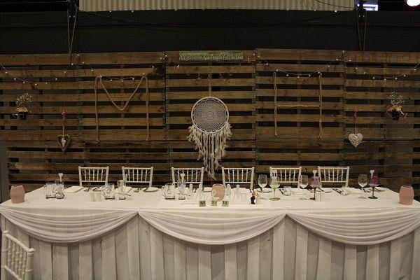 Toowoomba Weddings, Highfields Cultural Centre, Boho Bridal table