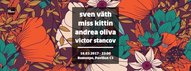 The Mission presents Sven Vath