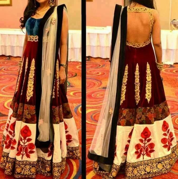 Love the back :)
