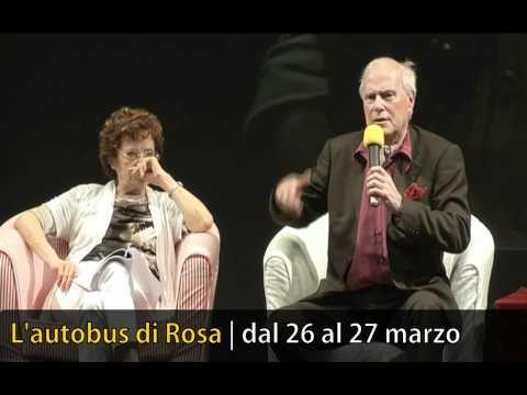 dal 26/03/2013 al 27/03/2013  L'autobus di Rosa  http://www.teatrocarcano.com/scheda-spettacolo/596-lautobus-di-rosa
